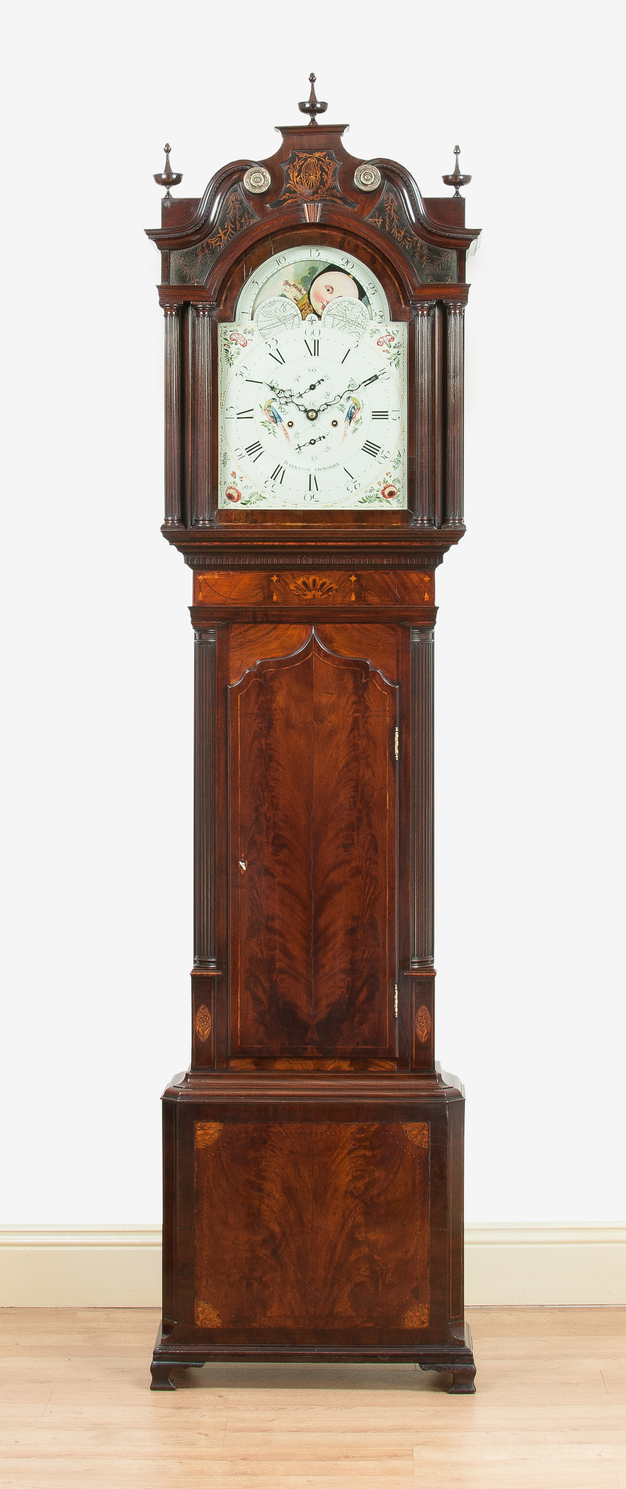 Antique Longcase Clocks Longcase Clocks Antique Bracket