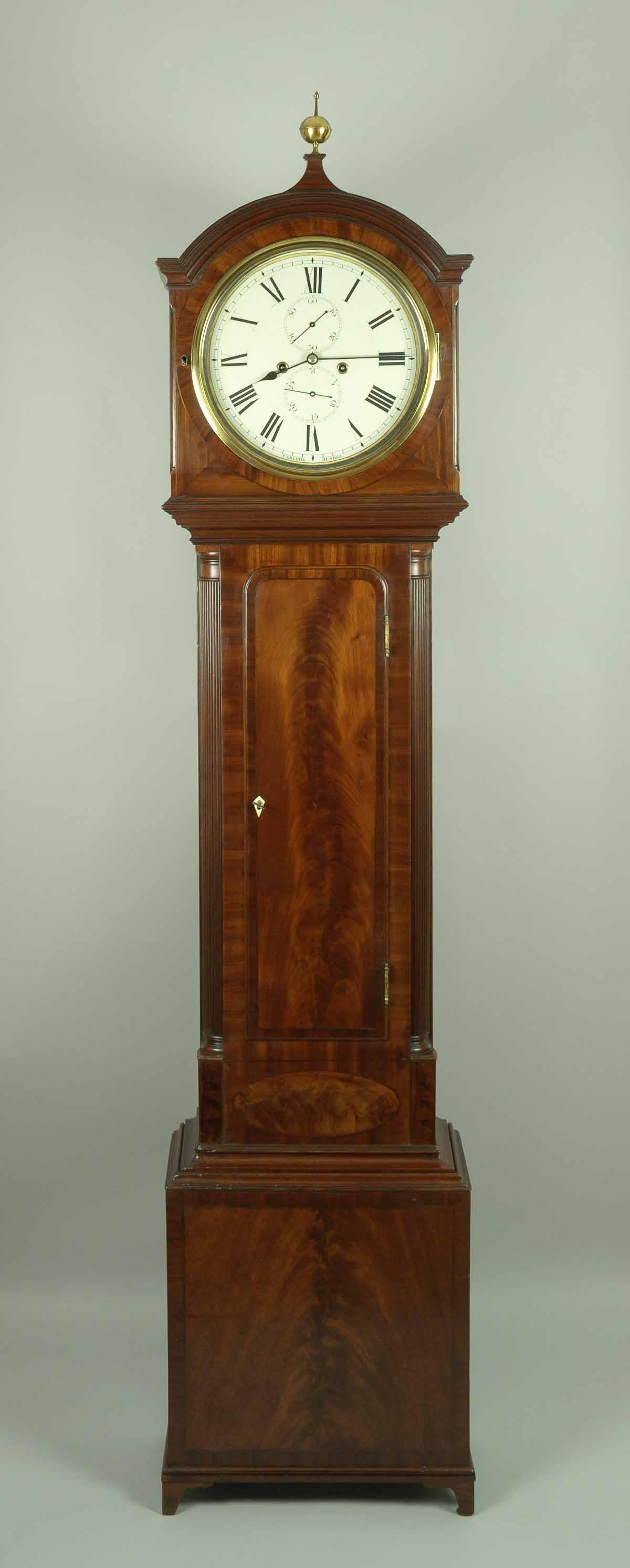Dating longcase clock dials clocks