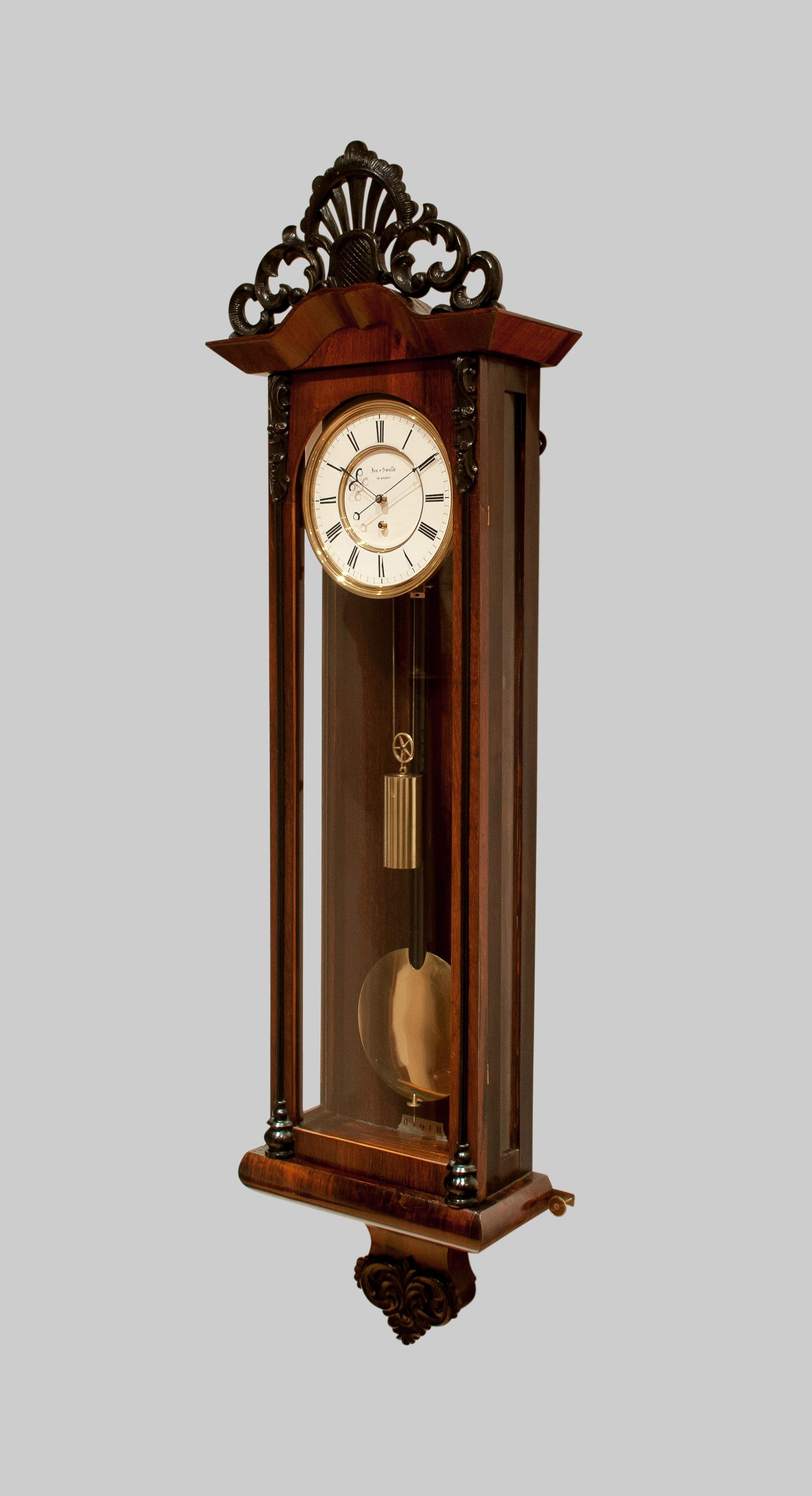 Antique Wall Clocks Vienna Regulator Clocks Vienna